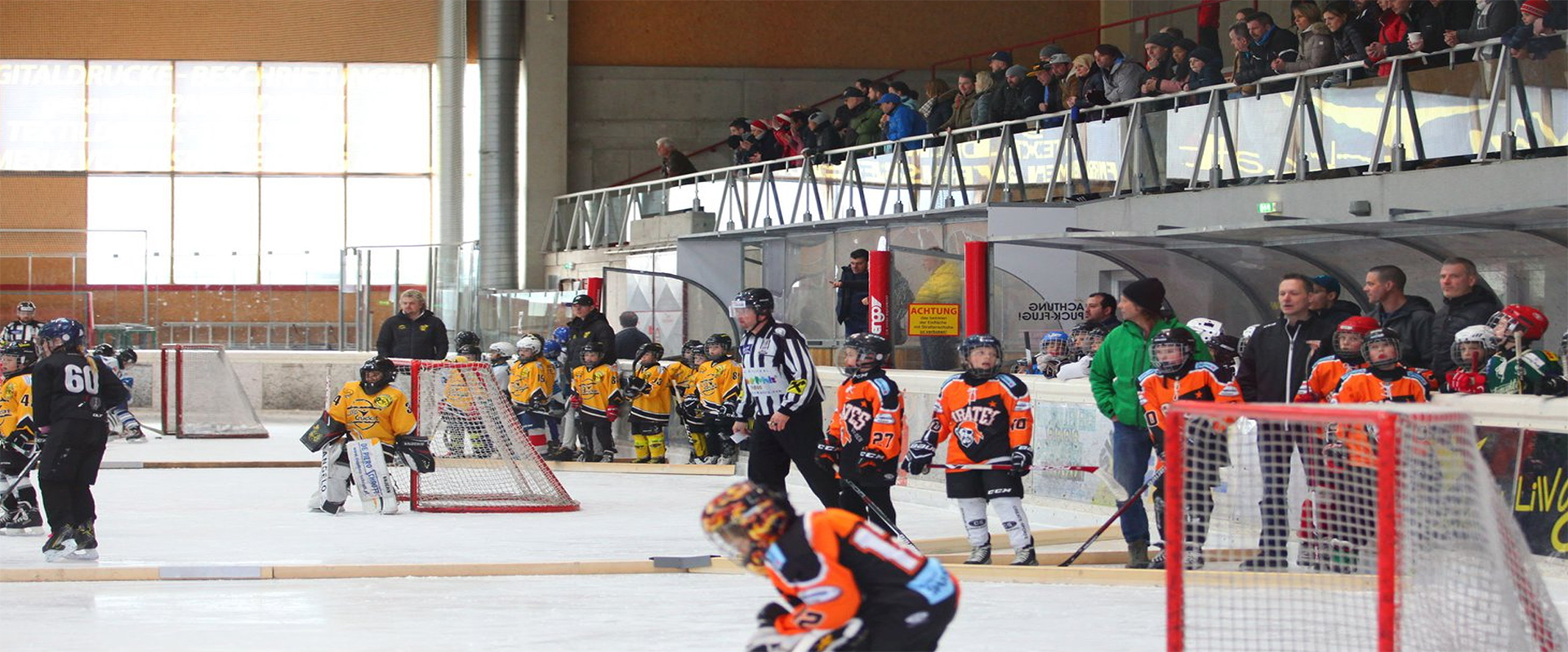 Photo of SPEED HOCKEY TURNIERE
